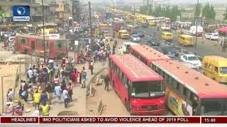 Lagos Ranked World's Third Worst City To Live In | Dateline Lagos |