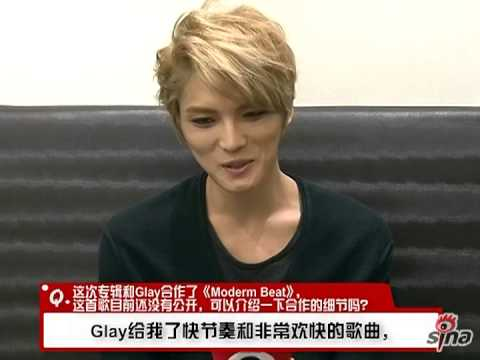 131030 Kim Jaejoong's Exclusive Interview for SINA p1