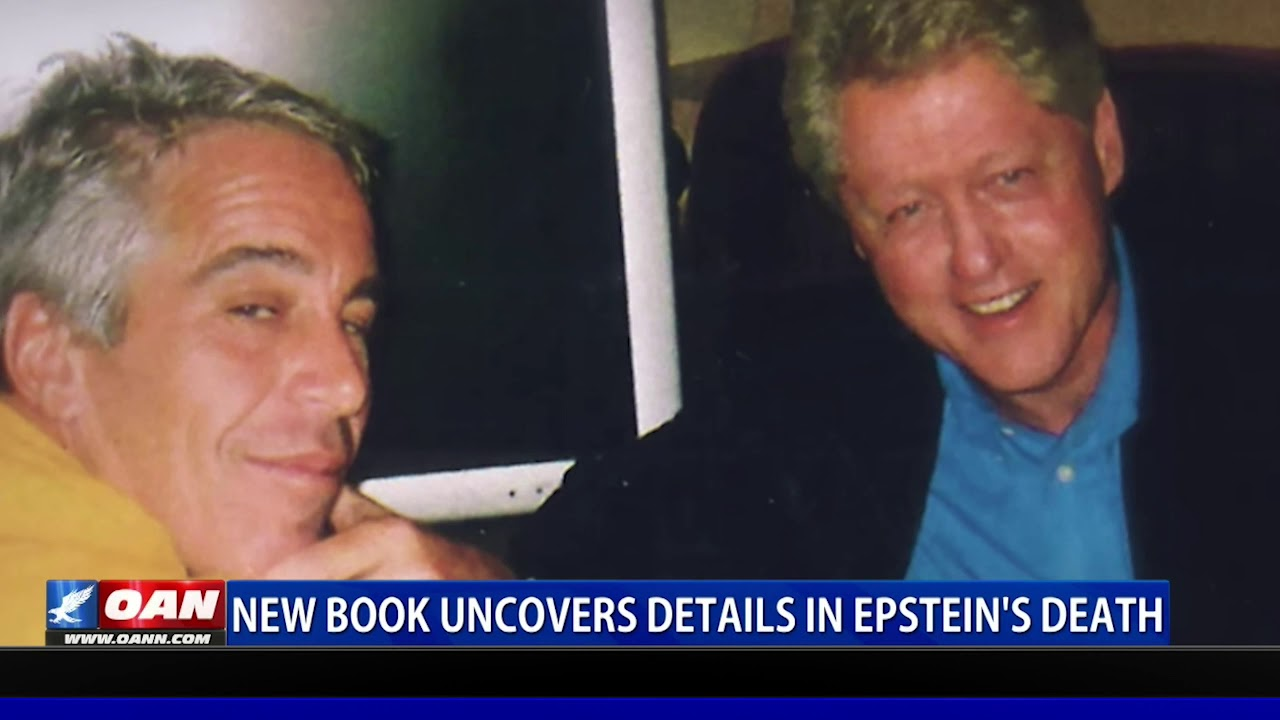 New book uncovers details of Epstein's death