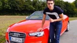 Audi S5 Cabriolet quattro convertible test review - Autogefühl Autoblog