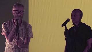 The National - 'Light Years' - Paris Olympia