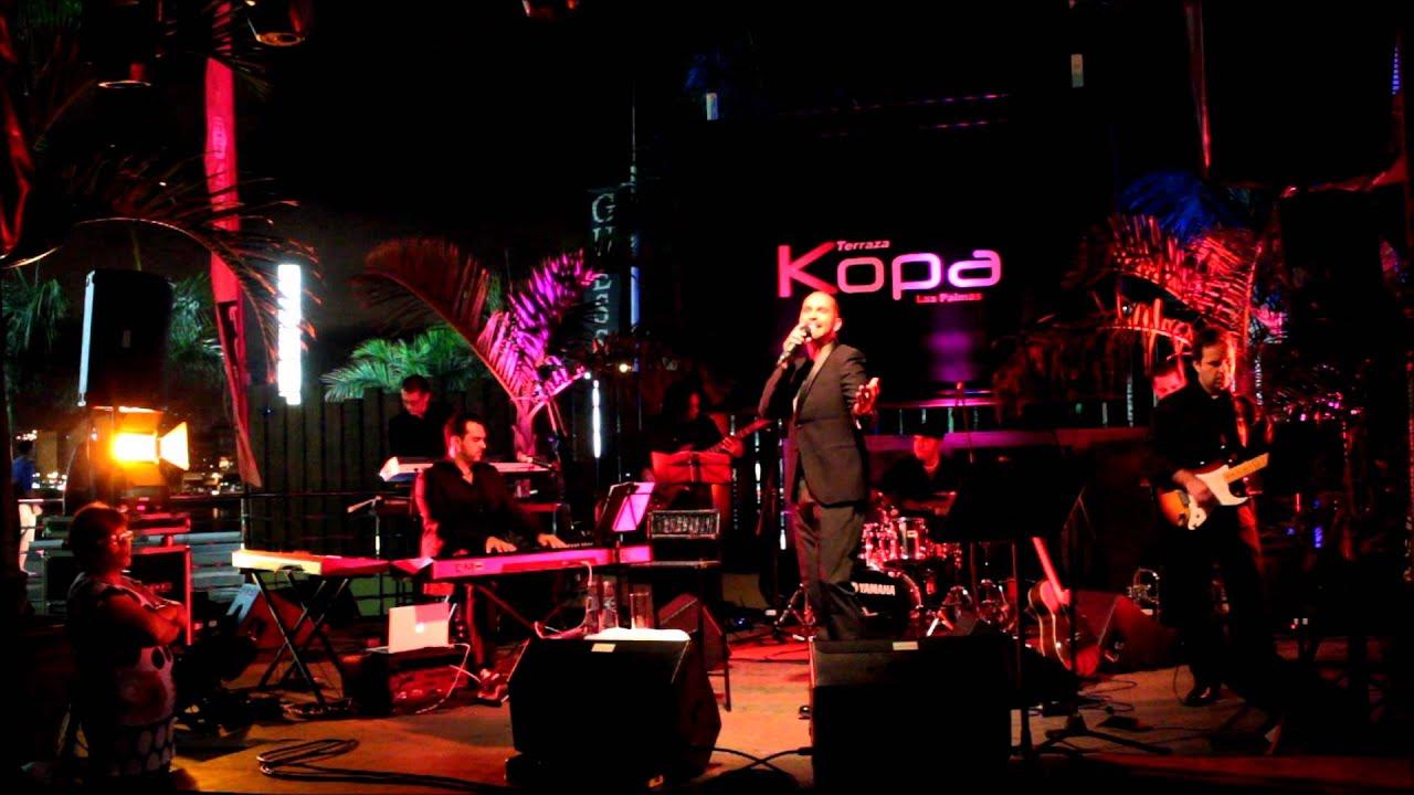 Gerson Galvn en concierto RESUMEN 2 Terraza Kopa Las
