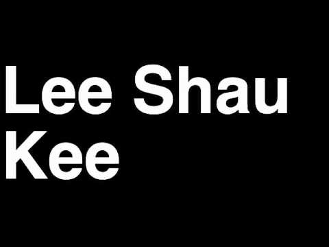 How to Pronounce Lee Shau Kee Hong Kong Forbes List of Billionaires Net Worth House Richest Man