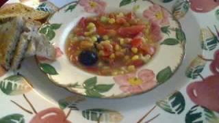 Salad Makeover -- Video Response to Garden Gone Wild