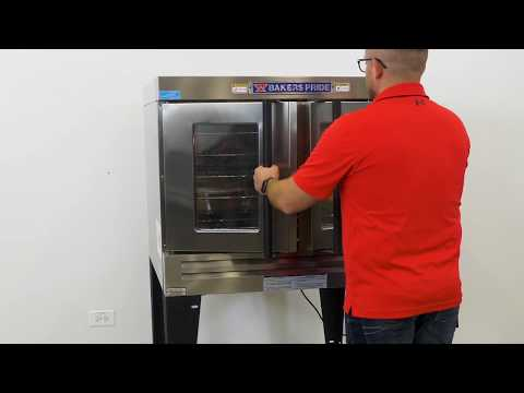 Troubleshooting A Bakers Pride Cyclone Convection Oven