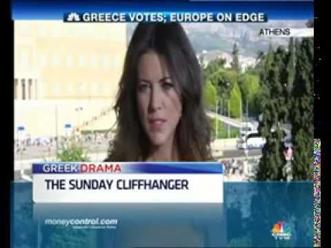 LIVE Greece can ruin Europe recovery, says Citi economist