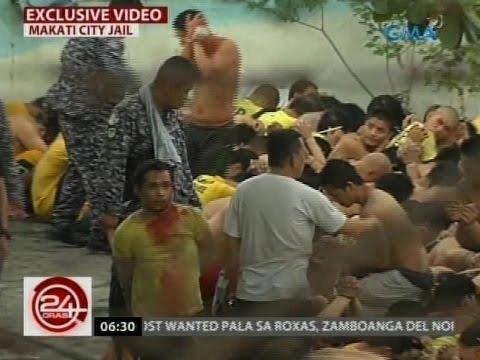 Makati City Jail Inmates na nag-noise barrage, hinampas at binomba ng tubig para awatin