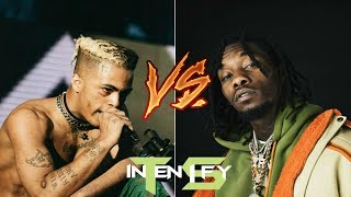 Flow Showdown - XXXTENTACION vs Offset (Episode 2)