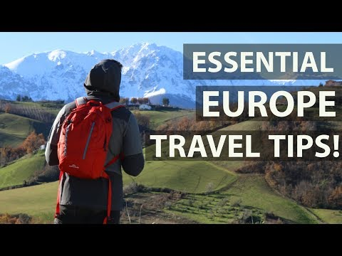 Travelling Europe on a Budget - 5 Must Know Tips!