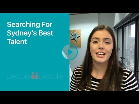 Searching For Sydney's Best Talent