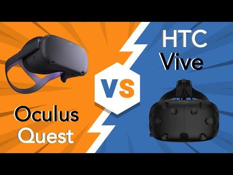 Pardon The Disruption Episode 36: Oculus Quest Vs HTC Vive