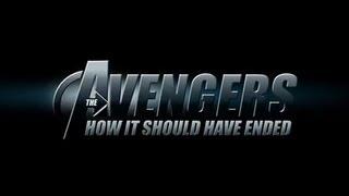 How The Avengers Should Have Ended with Bonus Scene(legendado)