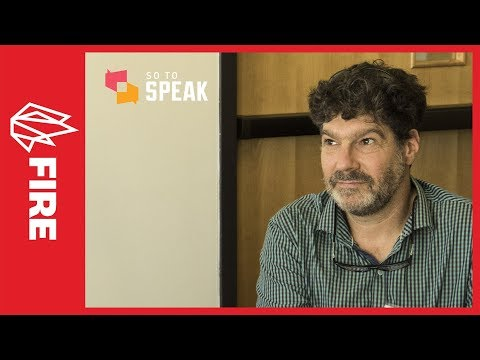 So to Speak podcast: Bret Weinstein, professor in exile