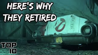 Top 10 Scary Ghostbusters Theories