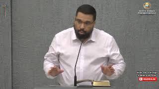 1º Coríntios 3 10-15 - Cristo Jesus, o fundamento da Igreja - Pr. Antônio Dias - 17-09-2020
