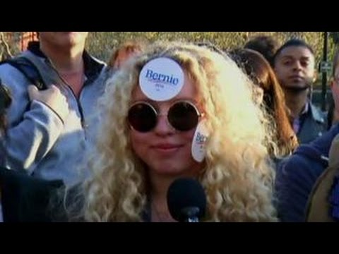 What Sanders supporters think of Hillary Clinton