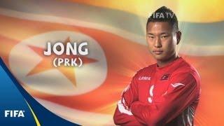 Jong Tae Se - 2010 FIFA World Cup