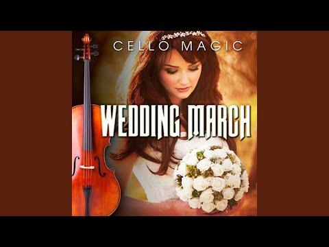Here Comes the Bride (Bridal Chorus) (Cello Solo Version)