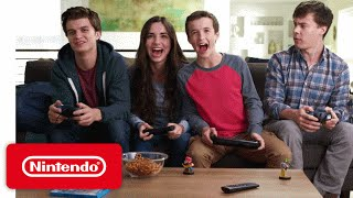 Download Super Smash Bros. - Gameplay & Quest for the amiibo! Mp3 and Videos