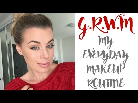Chatty GRWM | Everyday Makeup Routine | Lisa Lay