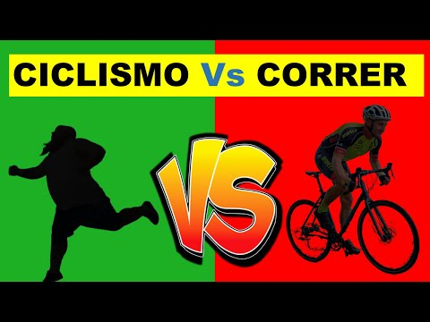 CICLISMO VS CORRER | BICICLETA VS RUNNING | VENTAJAS Y DESVENTAJAS ?TrotaMontesMTB