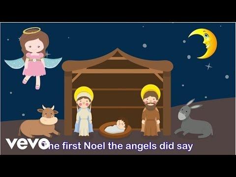 Sing Hosanna - The First Noel (with Lyrics)