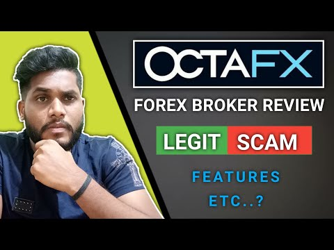 OctaFX Forex Broker Honest Review | Octa FX Complete Demo , Features Pros & Cons | Forex Trading