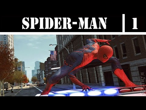 ✖ The Amazing Spider-Man 2 » Uncle ben's killer