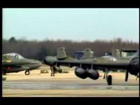 BATTLE CREEK MICHIGAN ANGB 172nd/110th_OA-37B DRAGONFLY