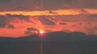 Sunset over Corfu