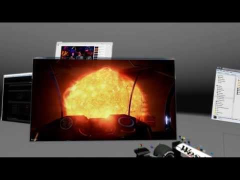 SpaceSys - VR Computing Platform