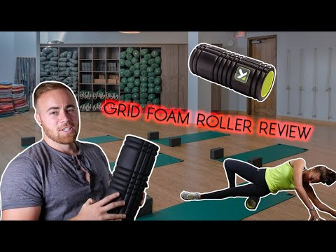BEST Foam Roller?! • Trigger Point GRID Review