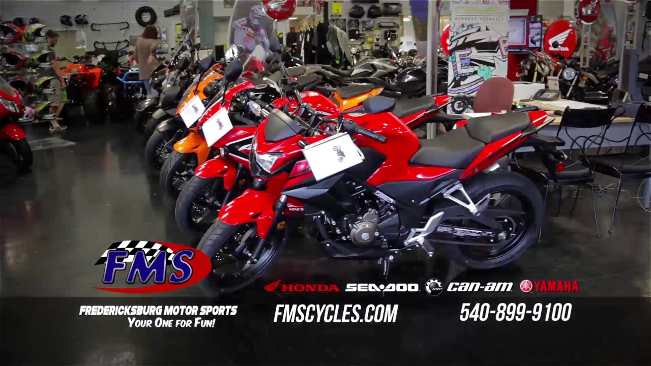 Fredericksburg Motor Sports - New & Pre-Owned Powersports
