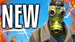 New Sky Stalker Skin Coming To Fortnite! Fortnite New Skins Update (NEW FORTNITE SKINS)