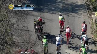 Tirreno-Adriatico 2017: Stage 6 highlights