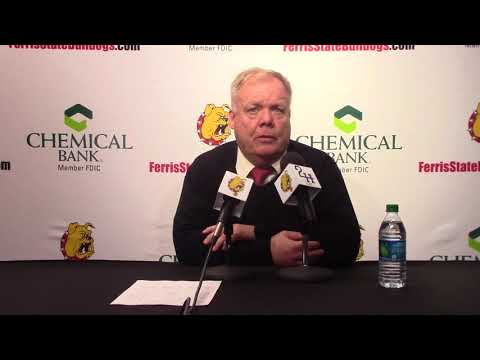 Hockey Post Game Press Conference 11-18-17