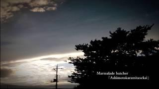 今回はMarmalade butcherの Ashimotokaramitasekaiを夢眠ネムさんに歌っ...