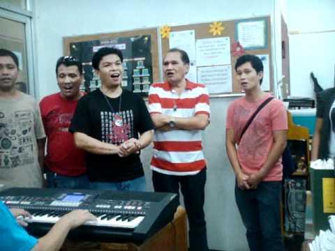 tayong dalawa-iligan city gov't.choir buhanginan voices