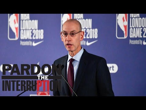 Should pro sports leagues get into the gambling business? | Pardon The Interruption | ESPN