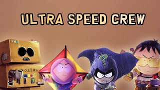 Chaos Mode: Ultra Speed Crew | South Park Phone Destroyer