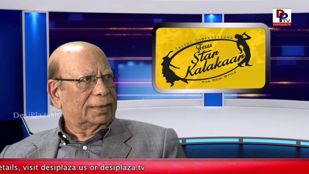 """Part 2 - """"Planning of becoming a Scientist brought me to USA"""" - Dr. Sant S. Virmani 