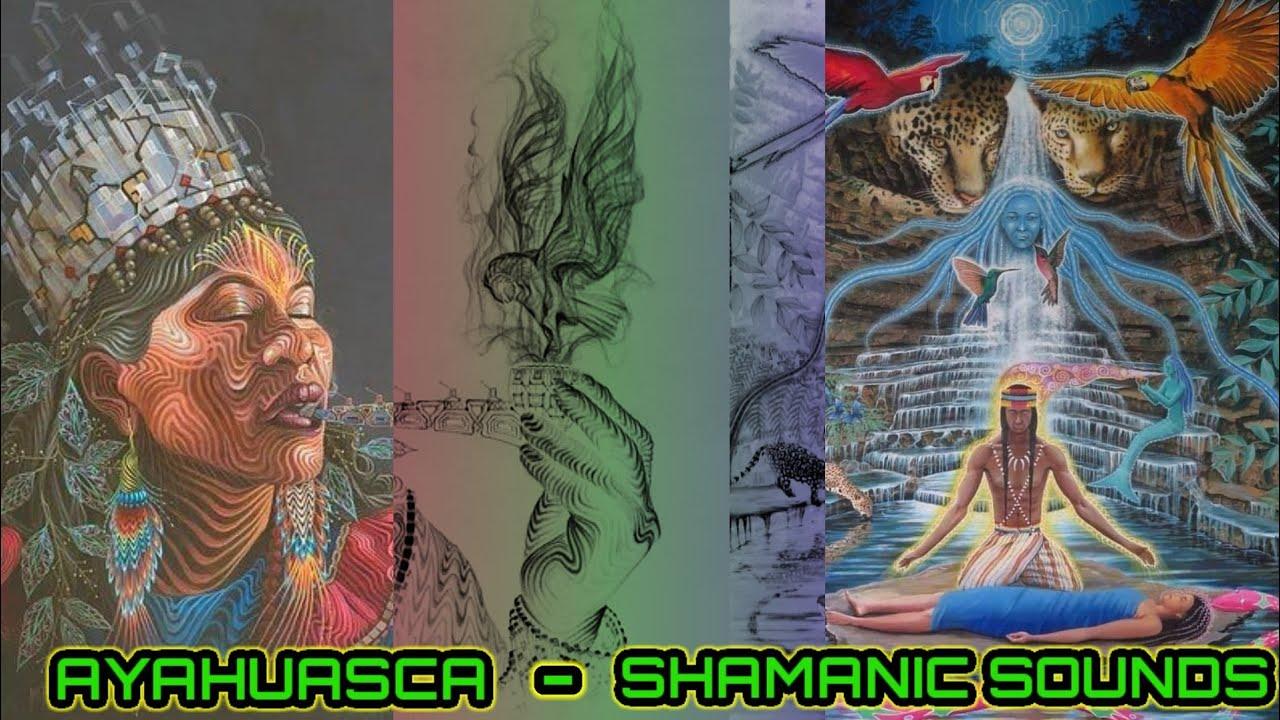 Download Cantos Ícaros Chamánicos Sagrados | Ayahuasca | 432 hz  sounds icaros sacred shamanic  #2021