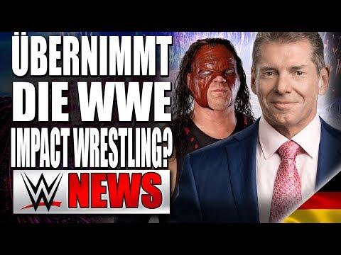 WWE führt Gespräche mit Impact Wrestling!, Kane beim Australien Event dabei    WWE NEWS 69/2018