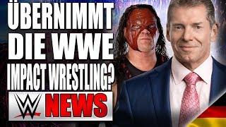WWE führt Gespräche mit Impact Wrestling!, Kane beim Australien Event dabei  | WWE NEWS 69/2018