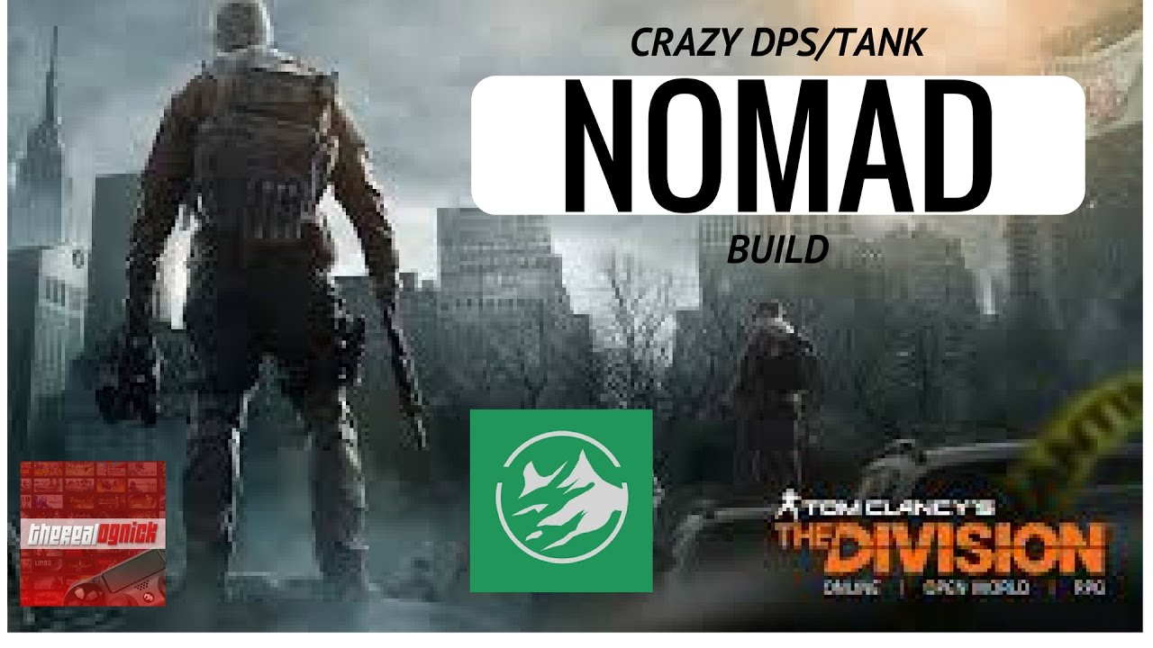 The Division   Build Dps