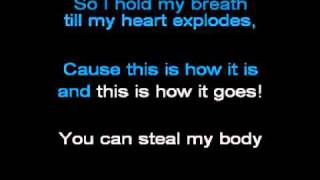 Billy Talent This Is How It Goes Karaoke