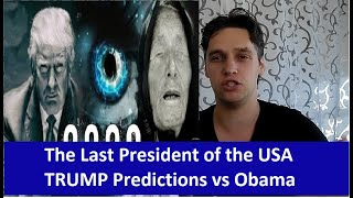 Baba Vanga - What She Has Said About Donald Trump And The Last President Barack Obama