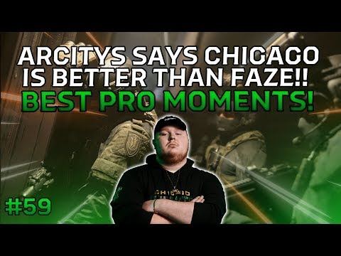 ARCITYS SAYS THEY ARE BETTER THAN FAZE!! (Best COD Moments Pt59)