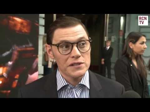 Burn Gorman  Pacific Rim European Premiere