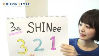 水曜のニョッキ オリコン週間シングルランキングTOP3 【12月16日付】